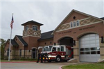 Fire Station 3 Building Exterior